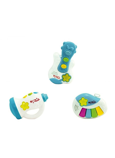 Prego Prego Toys WD 3612 Dream Music Renkli